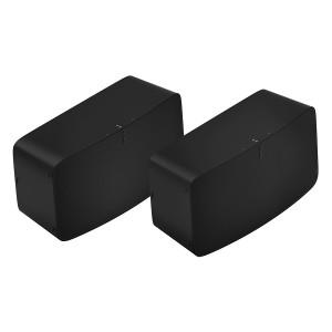 Комплект акустики 2 шт Sonos Five Black