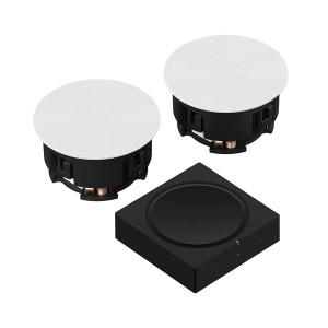 Комплект акустики Sonos Amp + In-Ceiling