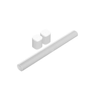 Комплект акустики Sonos Arc + 2 One SL White