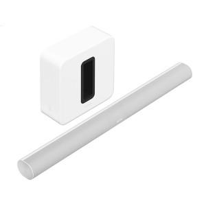 Комплект акустики Sonos Arc + Sub White