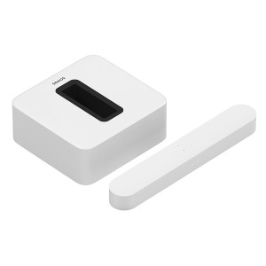 Комплект акустики Sonos Beam + Sub White