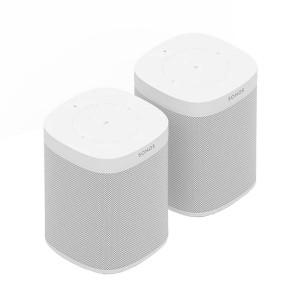 Комплект акустики 2 шт Sonos One White