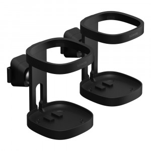 Пара кронштейнов Sonos Wall Mount for the One and PLAY:1 black