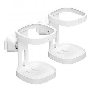Пара кронштейнов Sonos Wall Mount for the One and PLAY:1 white