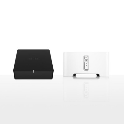 В чем разница между Sonos Connect и Sonos Port ?